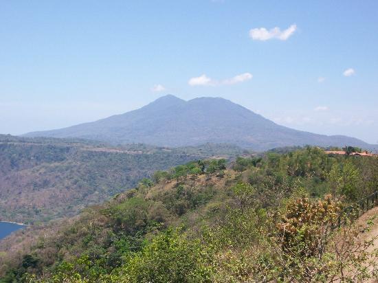 Mombacho Volcano : Mombacho from Catarina