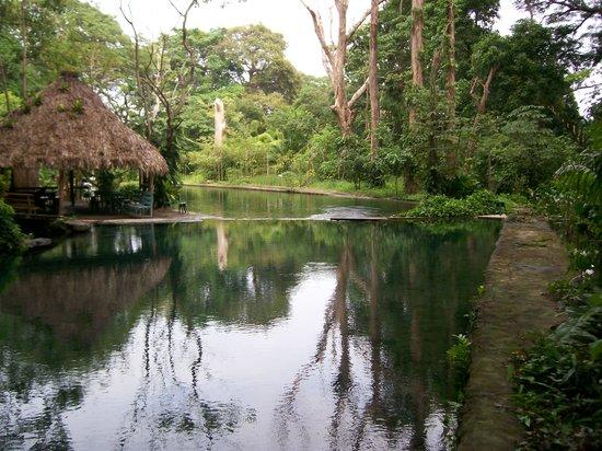 Isla de Ometepe, Νικαράγουα: Ojo de Agua