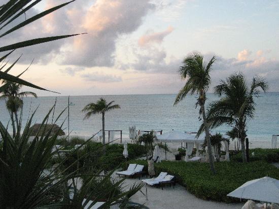 Grace Bay Club: Sunset