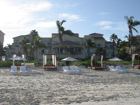 Grace Bay Club : View of hotel