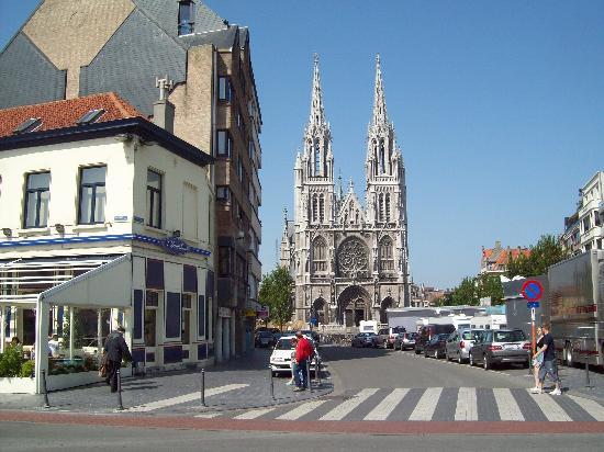 Hotel Melinda : cathedral