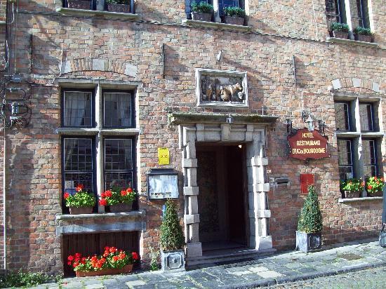 Hotel Melinda : Bruges