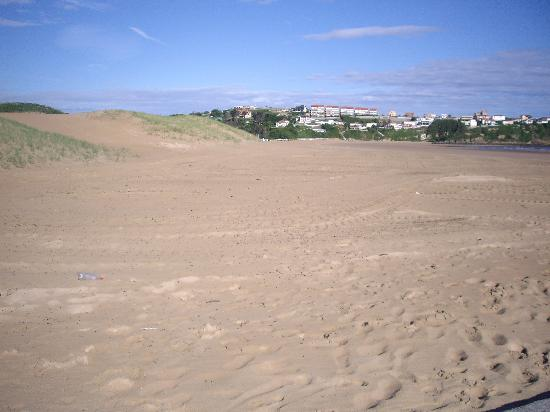 Hotel Soraya: La playa