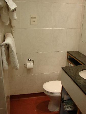 Morgan Hotel: Bathroom
