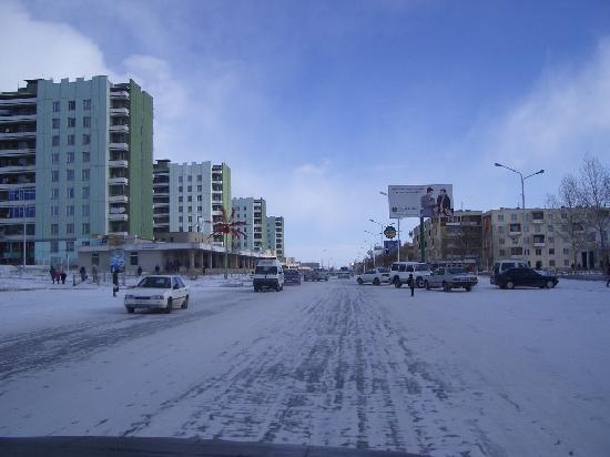 Erdenet, منغوليا: Erdenet