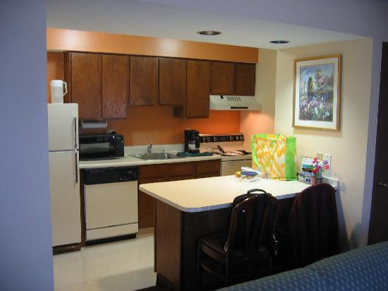 Hawthorn Suites by Wyndham Holland/toledo Area: Hawthorn Suites just outside Toledo Ohio