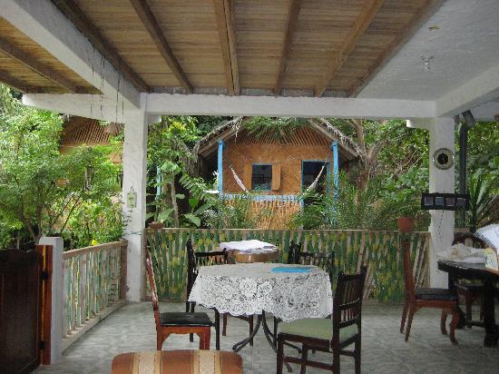 Puerto Lopez, Ecuador: Our cabaña