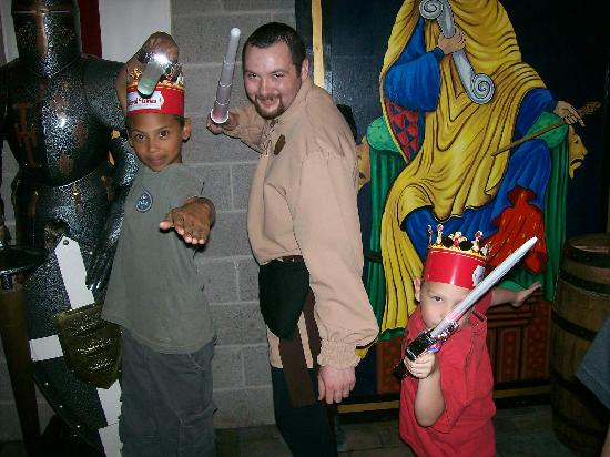 Medieval Times Dinner & Tournament: so much fun