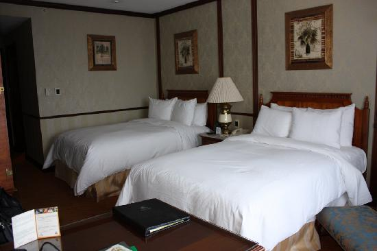 Hilton Princess San Pedro Sula: Double Room
