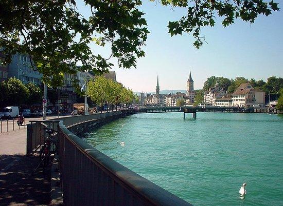 Zürih, İsviçre: Zurich