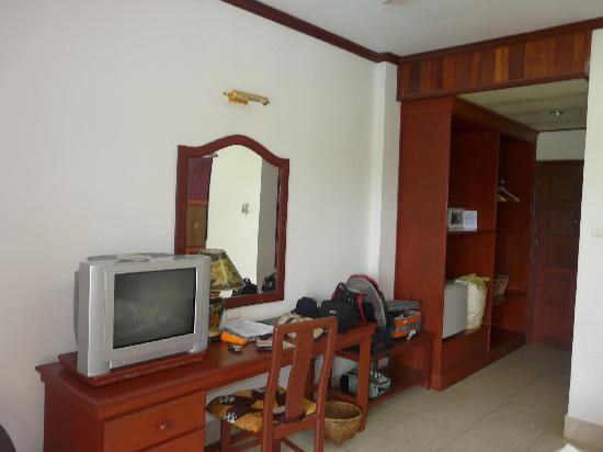 Vansana Vang Vieng Hotel: The Double room