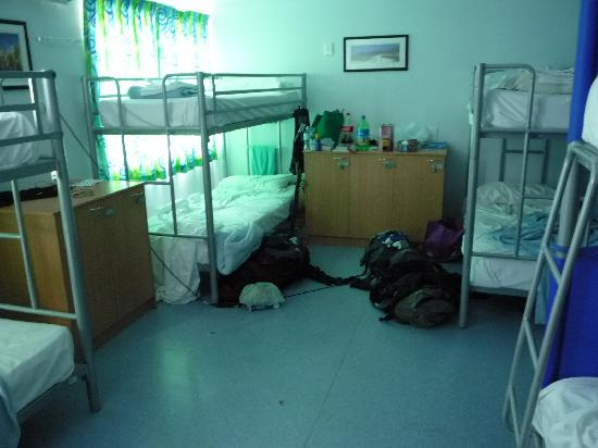 Cairns Central YHA Backpackers Hostel: 4 bed dorm