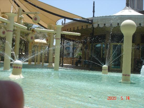 Jumeirah Al Qasr at Madinat Jumeirah: kids pool