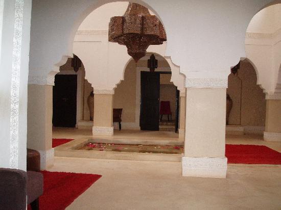 Riad Tammou : l'intérieur