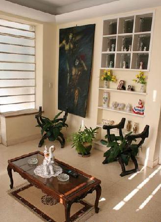 Madeleine's Apartment : Tastefully decorated