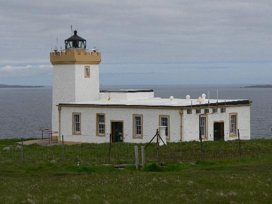 John O'Groats, UK: Duncansby Head Lighthouse