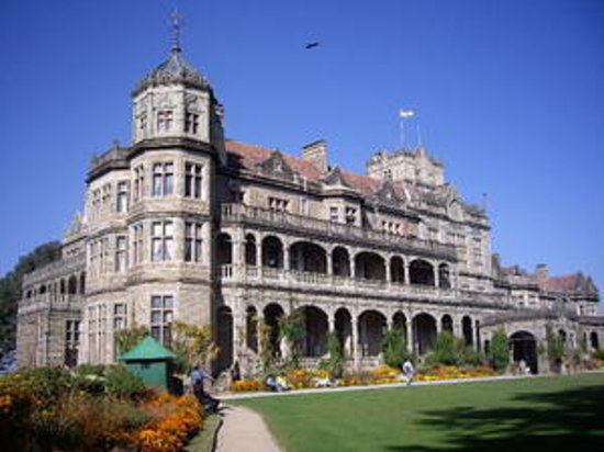 Σίμλα, Ινδία: Viceregal Lodge, Shimla