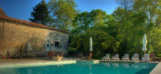Logis de Beaulieu: Swimming Pool