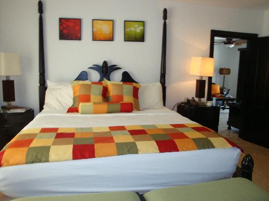 Las Terrazas Resort : Bedroom