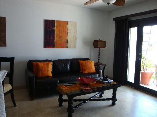 Las Terrazas Resort : Living