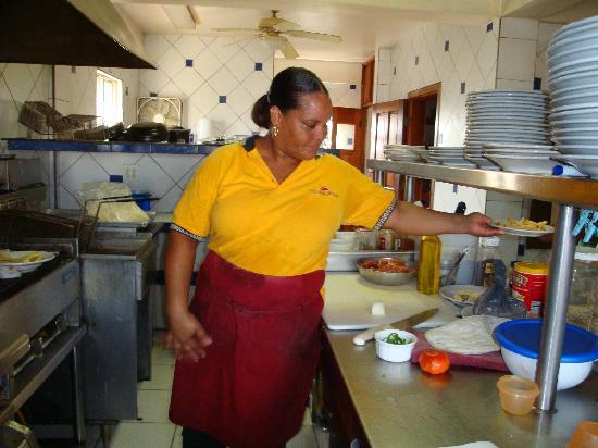 Las Terrazas Resort: Sherlette Cooking Class