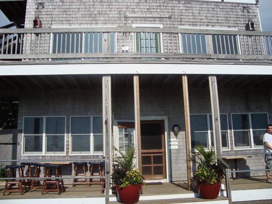 Islander Osterville Restaurants