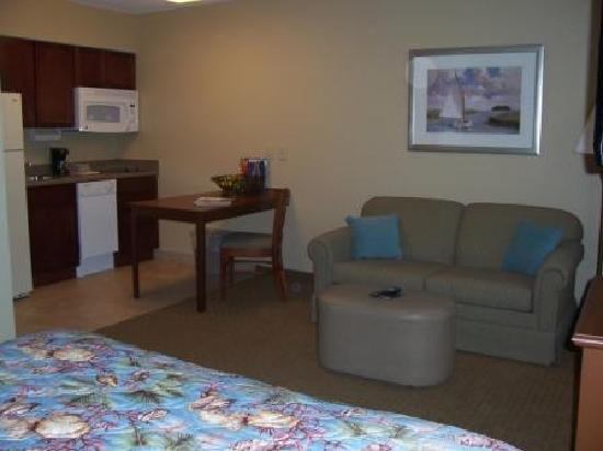 MainStay Suites : Room Photo