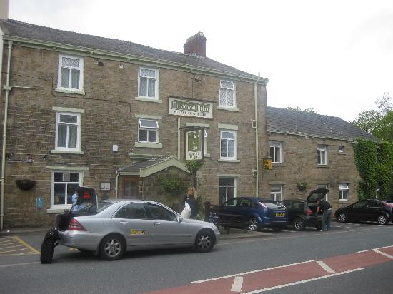 Millstone Hotel Picture Of Millstone At Mellor