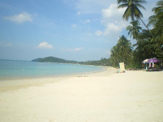Baan Sijan Resort : Fantastic Beaches OnTthe Quiet Side Of The Island
