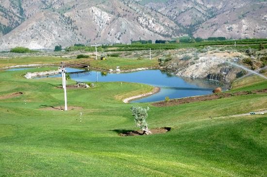 Desert Canyon Golf Resort: Golf Course
