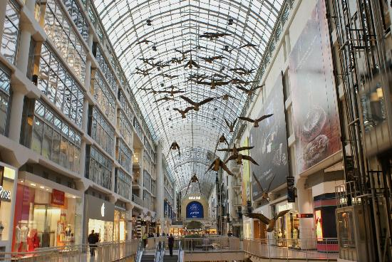 CF Toronto Eaton Centre | Mall Home