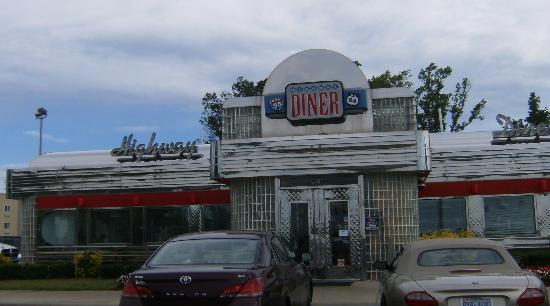 Candlewood Suites Rocky Mount: Highway Diner