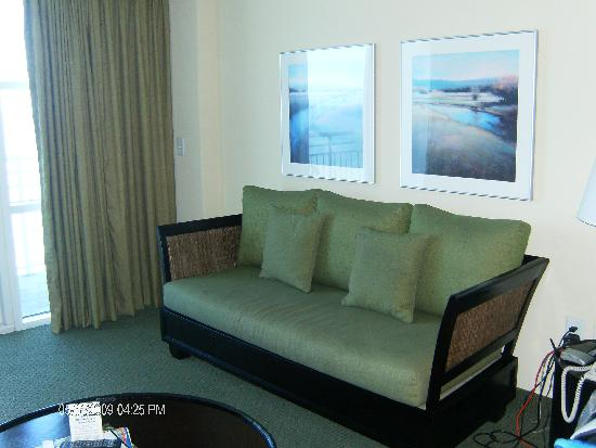 uncomfortable couch. Seaside: Most Uncomfortable Couch EVER C
