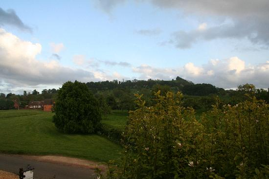 Winton House: View from the Meon Room