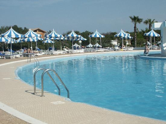 Iberostar Diar El Andalous: La piscine exterieure est belle et propre