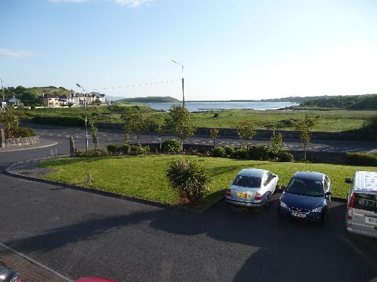 Amber Bay: parcheggio vista mare