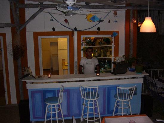 Yaz Cafe: Ferhat at the YAZ