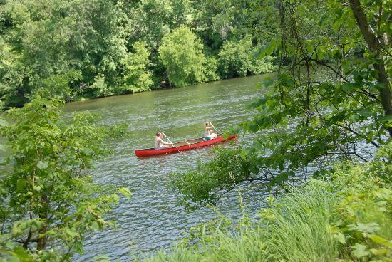 Red Cedar River ~ Canoeing the red cedar river menomonie wi picture of