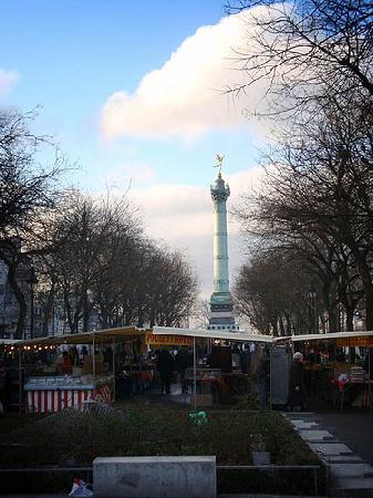 Hotel Standard Design: Nearby Bastille market & metro