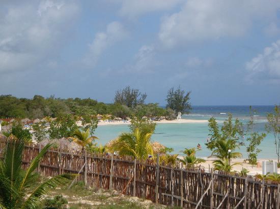 Fence To Nude Beach - Picture Of Grand Bahia Principe -3105
