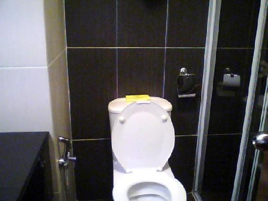 Naza Johor Bahru: Toilet