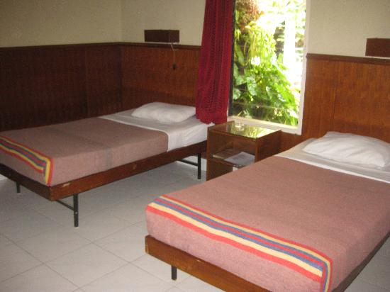 Wisma Gajah Guest House : Sample Bedroom