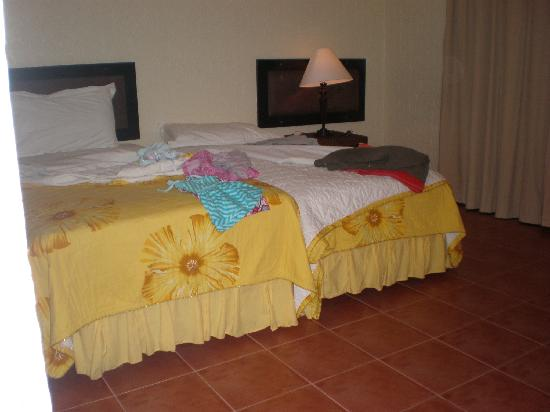 Fontana Leisure Parks & Casino: bedroom