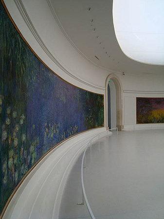 Musée de l'Orangerie : Les Nymphéas