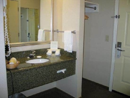 Best Western Plus Twin View Inn & Suites : bathroom