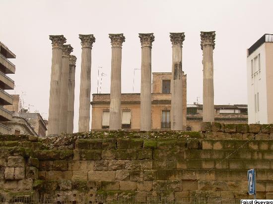 Templos Romanos, Córdoba