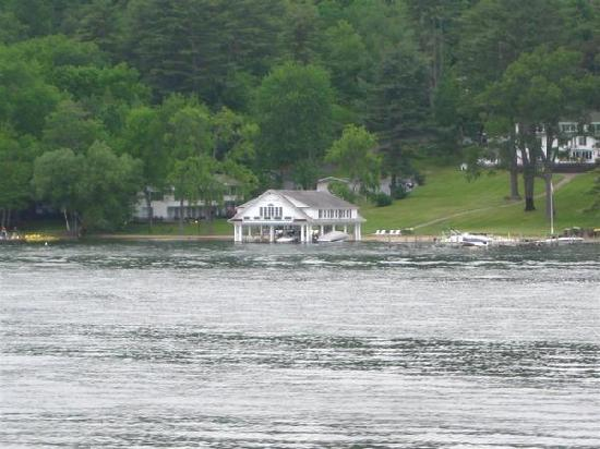 ‪‪Still Bay Resort‬: Stillbay from the lake‬
