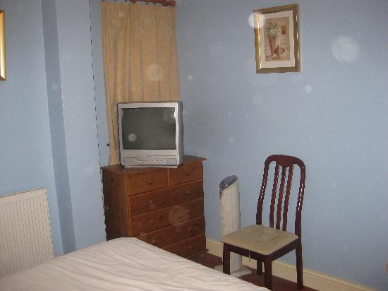 City Inn Express: View of room 2