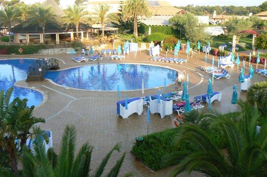 Zafiro Can Picafort: Childrens pool