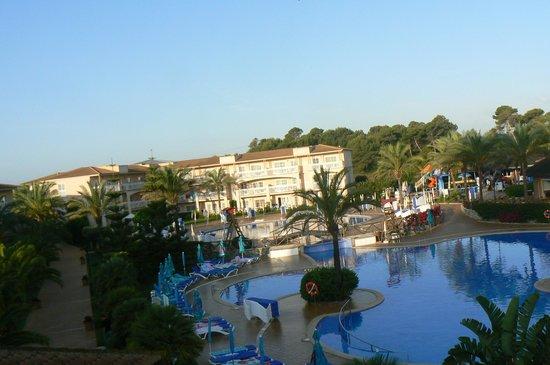 Zafiro Can Picafort: Resort